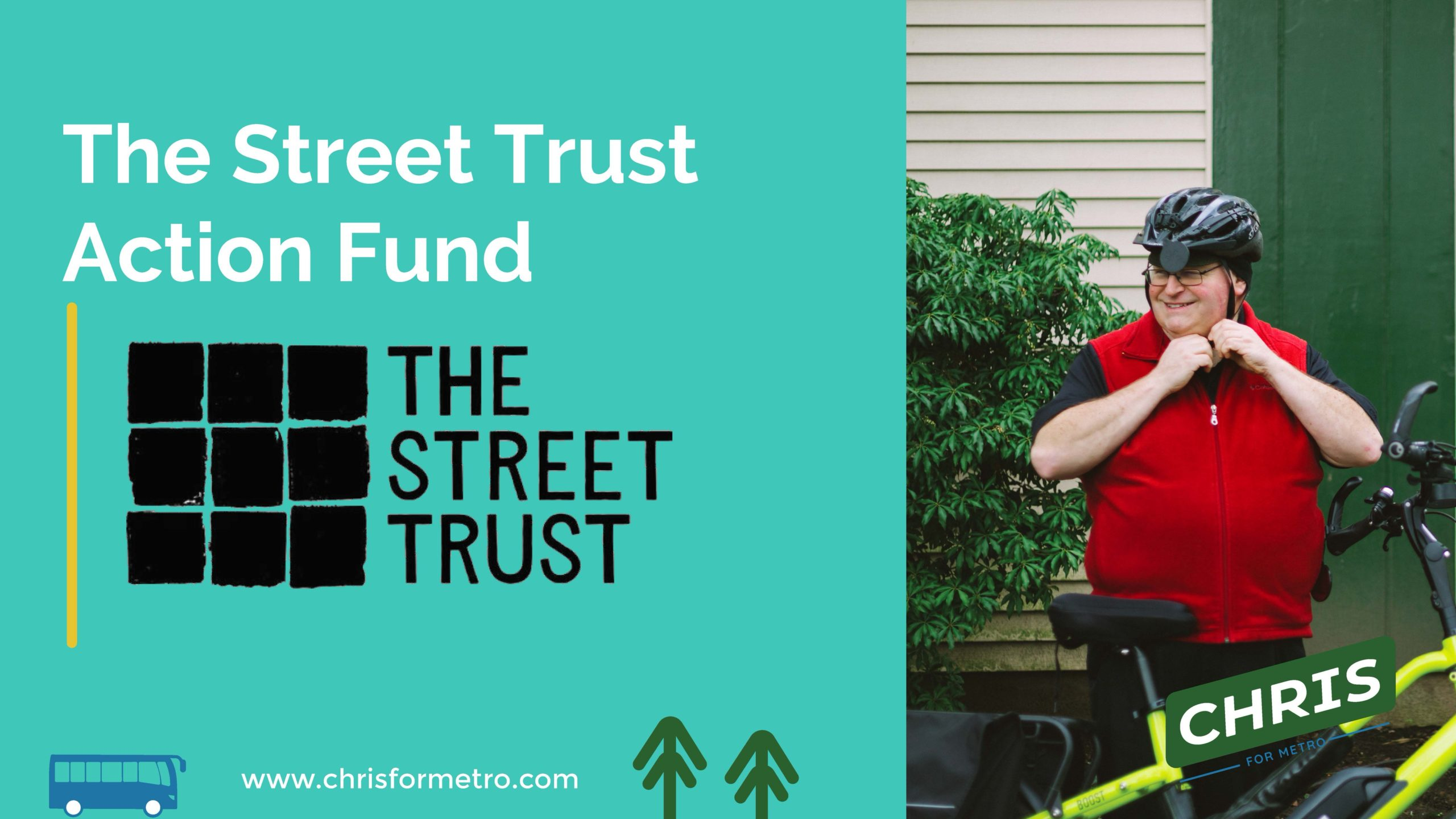 Street Trust Endorsement