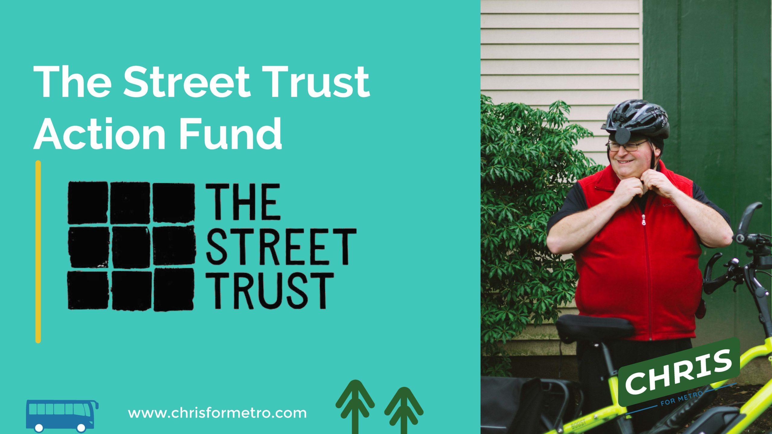 Street Trust Endorsement
